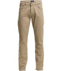 regular desert jeans jeans brun gant
