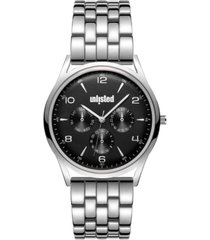 kenneth cole unlisted classic watch, 40mm
