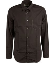 maison margiela long-sleeved shirt