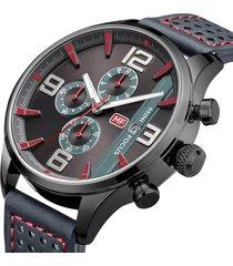 reloj mini focus mf0016g-2 para hombre-gris