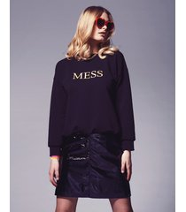 bluza gold mess