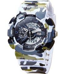 orologio da polso al quarzo digitale di moda per orologi da uomo