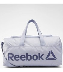 bolso blanco reebok act core m grip