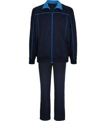 joggingpak roger kent marine/royal blue