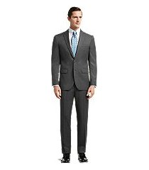 traveler collection slim fit men's suit - big & tall clearance by jos. a. bank