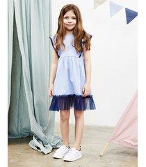 sukienka alice in wonderland blue dress