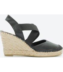 zapato casual mujer freeport z1c2 negro
