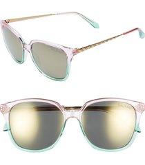 women's lilly pulitzer haylee 56mm sunglasses -