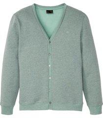 giacca in felpa (verde) - bpc selection