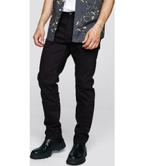 regular jeans - svart denim
