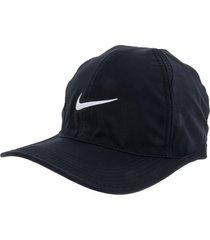 gorra  negro nike feather light cap