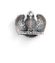 men's konstantino heonos two-tone eagle pendant