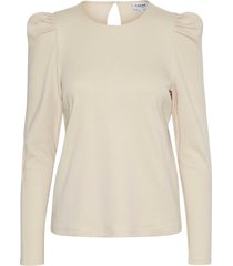 topp vmnoreen ls o-neck blouse