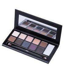 paleta de sombra klasme - eyeshadow palette dark knight