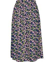 doma skirt knälång kjol multi/mönstrad nué notes