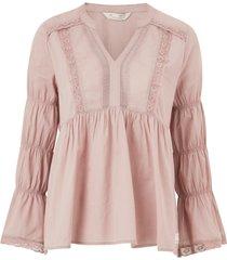 blus embrace me l/s blouse