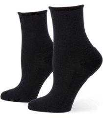 hue women's sporty shortie sneaker socks