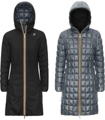 charlene thermo plus.2 double reversible parka