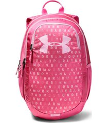 mochila rosa under armour scrimmage 2.0