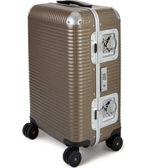 bank light spinner 55 polycarbonate suitcase
