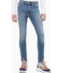 jeans slim dickinson indigo calvin klein