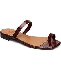 sandals 14100 shoes summer shoes flat sandals brun billi bi