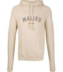 neutral malibu hoodie