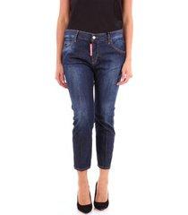 7/8 jeans dsquared s75lb0204s30341
