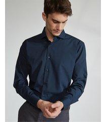 camisa azul equus alex classic fit
