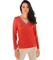 shirt amy vermont rood