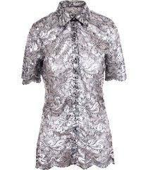 paco rabanne polyamide shirt