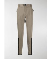 1017 alyx 9sm riding belted trousers