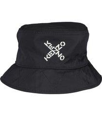 kenzo sport reversible bucket hat