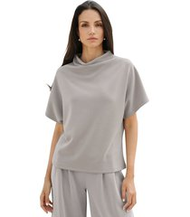 shirt amy vermont taupe