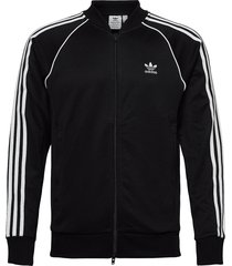 adicolor classics primeblue sst track jacket sweat-shirt trui zwart adidas originals