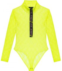 body lh neon lace