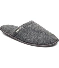 homy w slippers tofflor grå björn borg