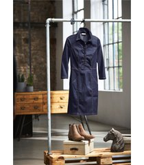 abito di jeans con maniche a 3/4 (blu) - john baner jeanswear