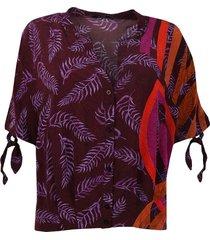 10 feet blouse 870002 rood