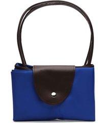 bolso azul color azul, talla uni