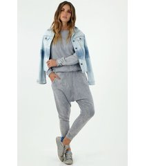 pantalon para mujer tennis, fondo entero y con proceso tie dye