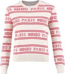 kenzo branded sweater