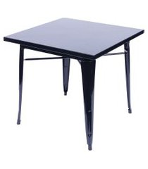 mesa retrô mesa or design preta