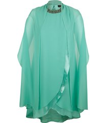 jurk miamoda mint