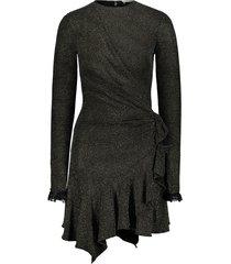 studs mini dress