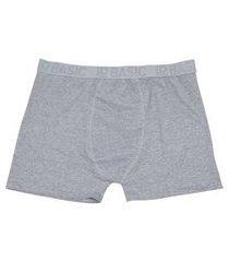 cueca boxer algodão baixo relevo plus size
