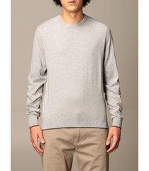 armani exchange sweater cashmere blend wool crewneck