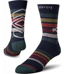 calcetin hombre travel & walk classic socks lippi