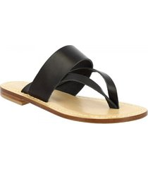 sandalen leonardo shoes bikini nero