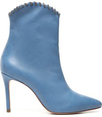 aydin bootie - 5 summer jeans leather